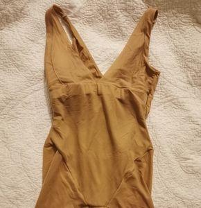 Flexees size small nude shapewear
